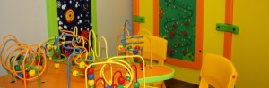 Indoor Toddler Play Areas