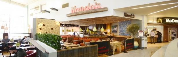 Nando's Now Open at Beaconsfield MSA