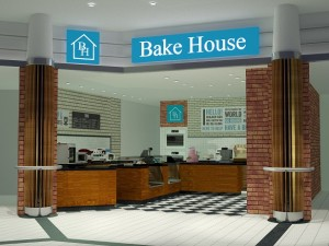 Bakehouse 2 artist impression